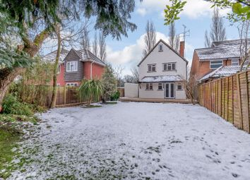 3 bed detached house for sale in Claremont Road, West Byfleet KT14