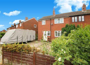 Thumbnail 3 bed semi-detached house for sale in Flatts Lane, Calverton, Nottingham