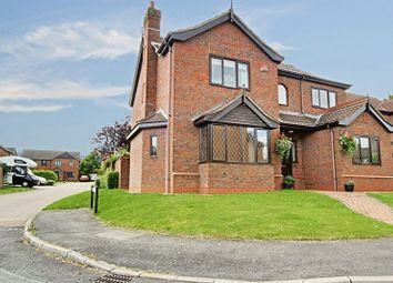 Thumbnail 4 bed detached house for sale in Millfields Way, Barrow-Upon-Humber