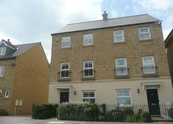 Thumbnail 4 bedroom town house to rent in Whittington Chase, Kingsmead, Milton Keynes
