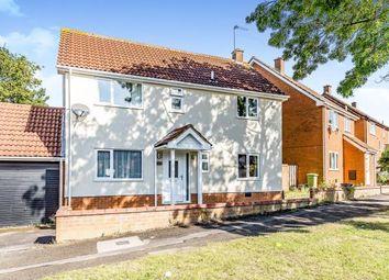 Thumbnail 4 bed detached house for sale in Walgrave Drive, Bradwell, Milton Keynes, Buckinghamshire