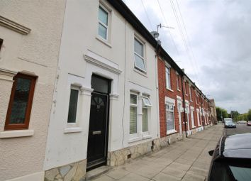 Thumbnail 3 bed terraced house for sale in Silchester Road, Portsmouth