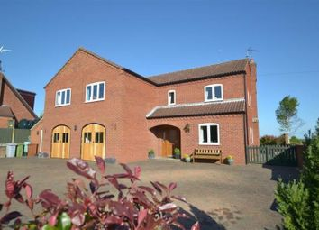 Thumbnail 5 bed detached house for sale in Caunton Road, Hockerton, Southwell