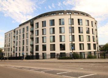 Thumbnail 1 bedroom flat to rent in St James Walk, Honeybourne Way, Cheltenham