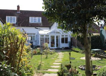Thumbnail 2 bed terraced house for sale in Overstrand, Cromer