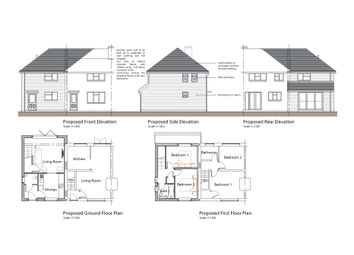 Thumbnail 2 bedroom end terrace house for sale in Milne Road, Poole