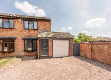 Thumbnail 2 bed end terrace house for sale in Sanders Road, Bromsgrove