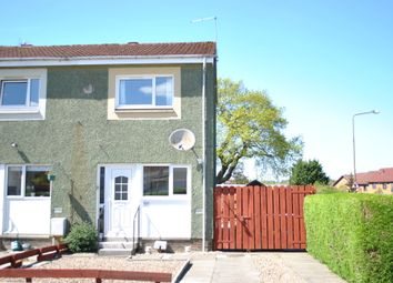 Thumbnail 2 bedroom end terrace house for sale in Ochiltree Crescent, Mid Calder
