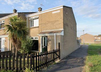 Thumbnail 2 bed end terrace house for sale in Whiteways, Llantwit Major