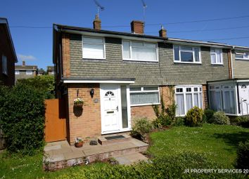 Thumbnail 3 bed semi-detached house for sale in Colesdale, Cuffley, Potters Bar