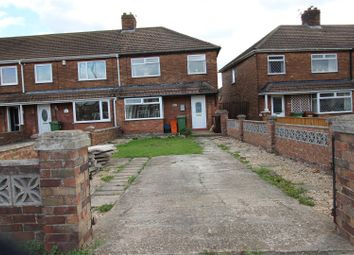 Thumbnail 3 bed end terrace house for sale in Yarborough Road, Grimsby