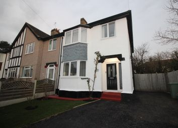 Thumbnail 3 bed end terrace house to rent in Welbeck Avenue, Bromley
