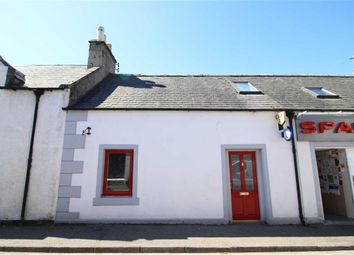 Thumbnail 3 bed cottage for sale in 4, Dunrobin Street, Helmsdale