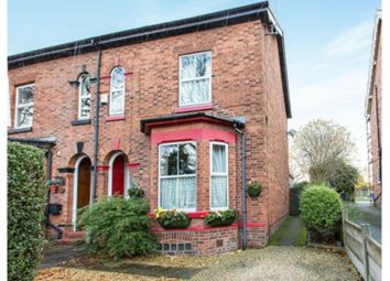 Thumbnail 4 bed semi-detached house for sale in Chester Road, Northwich
