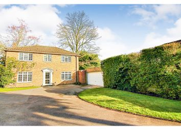Thumbnail 4 bed detached house for sale in Beauforts, Egham