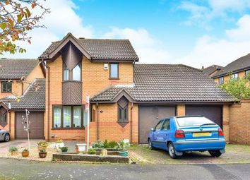 Thumbnail 3 bed detached house for sale in Wilmin Grove, Loughton, Milton Keynes