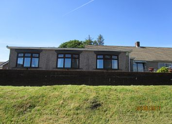 Thumbnail 3 bed semi-detached bungalow for sale in Carene Brynteg Street, Bryn, Port Talbot, Neath Port Talbot.