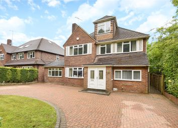 Thumbnail 5 bed detached house for sale in Westbury Road, Northwood, Middlesex