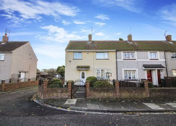 Thumbnail 3 bed semi-detached house to rent in Dykefield Avenue, Fawdon, Newcastle Upon Tyne