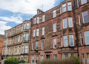 Thumbnail 2 bed flat for sale in Kelbourne Street, Glasgow