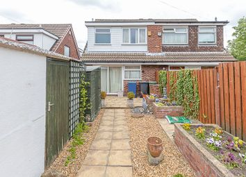 Thumbnail 3 bed semi-detached house for sale in Lockerbie Place, Wigan