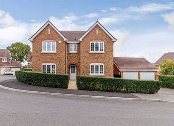 Thumbnail 5 bed detached house for sale in St Lawrence Park, Chepstow, Monmouthshire