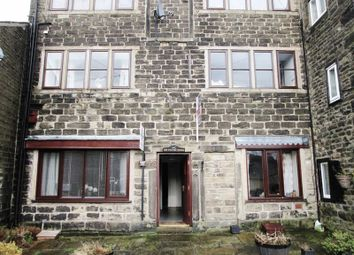 Thumbnail 1 bed flat for sale in Kinder Road, Hayfield, High Peak