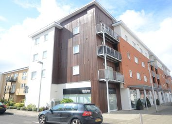 Thumbnail 1 bed flat to rent in Havergate Way, Reading
