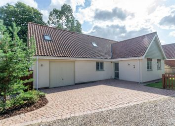 Thumbnail 4 bed detached house for sale in Magnolia Close, Fakenham