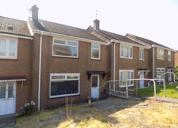 Thumbnail 3 bed terraced house to rent in Caesar Crescent, Caerleon, Newport