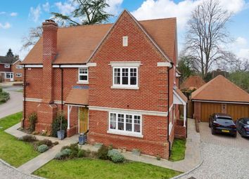 Thumbnail 5 bed detached house to rent in Fermoy Gardens, Newbury, Berkshire