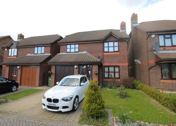 Thumbnail 4 bedroom detached house to rent in Hill Farm Road, Southampton