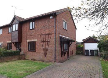 Thumbnail 3 bed terraced house for sale in Constable Drive, Bradwell, Great Yarmouth