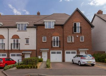 Thumbnail 4 bed town house for sale in Ascot Drive, Letchworth Garden City