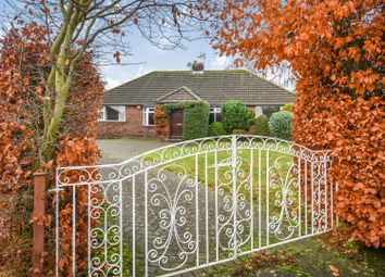 Thumbnail 4 bed detached bungalow for sale in Keith Avenue, Huntington, York