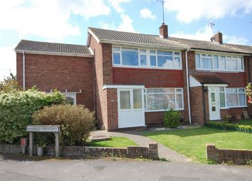 Thumbnail 4 bed end terrace house for sale in Ingram Avenue, Aylesbury, Buckinghamshire