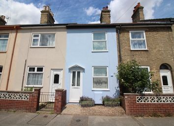 Thumbnail 3 bed terraced house for sale in Kendal Road, Pakefield, Lowestoft