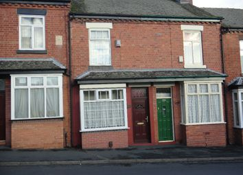 Thumbnail 2 bed terraced house to rent in Etruria Vale Road, Hanley, Stoke-On-Trent