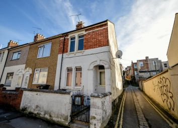 Thumbnail 2 bedroom end terrace house for sale in Dryden Street, Swindon
