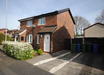 Thumbnail 2 bed semi-detached house for sale in Chepstow Close, Callands, Warrington