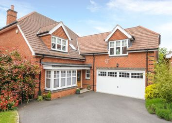 Thumbnail 5 bedroom detached house for sale in Stansfield Close, Reading