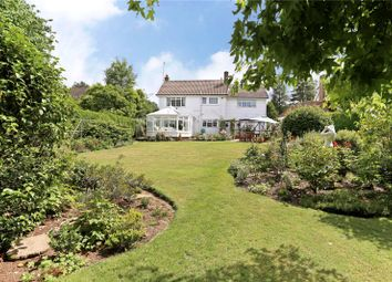 Thumbnail 5 bedroom detached house for sale in Hollycombe Close, Liphook, Hampshire