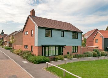 4 bed detached house for sale in Hirschield Drive, Leybourne Chase, West Malling ME19