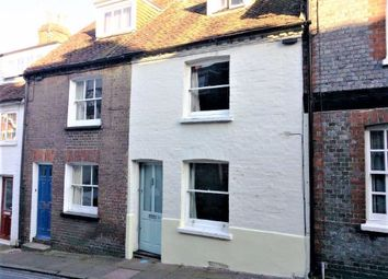 Thumbnail 3 bed cottage to rent in Sun Street, Lewes