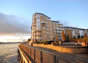 Thumbnail 2 bed flat to rent in St. Davids Square, Lockes Wharf, Canary Wharf