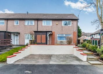 Thumbnail 4 bedroom end terrace house for sale in Woodbridge Drive, Tonge Moor, Bolton, Greater Manchester