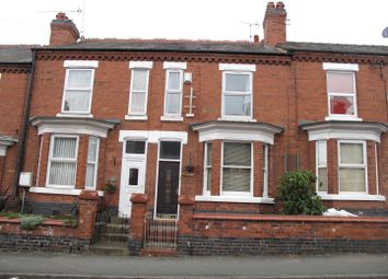 Thumbnail 3 bedroom terraced house to rent in Ruskin Road, Crewe