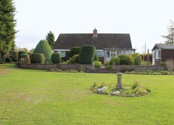 Thumbnail 3 bed detached bungalow for sale in Cresswell Lane, Draycott In The Moors, Stoke-On-Trent