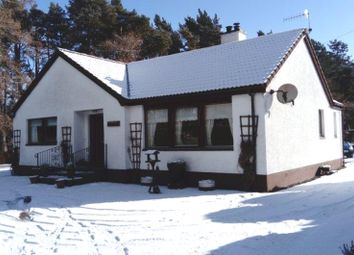 Thumbnail 4 bed bungalow for sale in Aviemore
