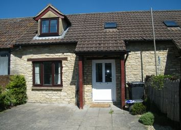 Thumbnail 1 bed terraced house to rent in Farmhouse Close, Stanton Harcourt, Witney